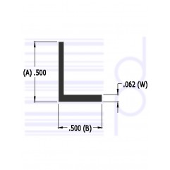 L Channel - Extrusions